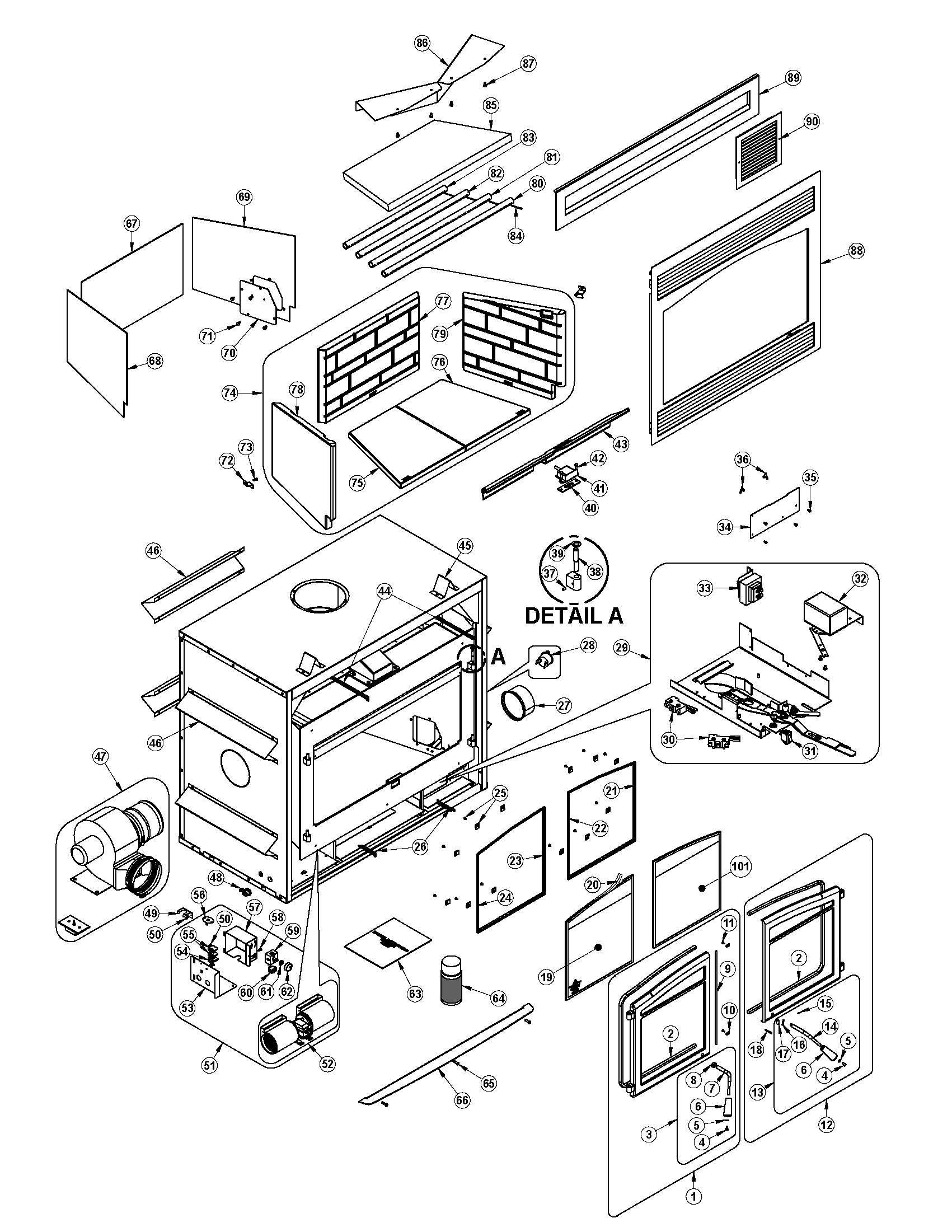 sanborn wiring diagrams